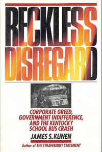 Cover of Reckless Disregard